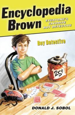Encyclopedia Brown, Boy Detective (#1)