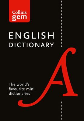 Collins Gem English Dictionary 17th Edition
