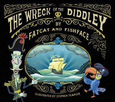 The Wreck of the Diddley (Book & CD)