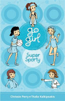 Blue Super Sporty (Go Girl)