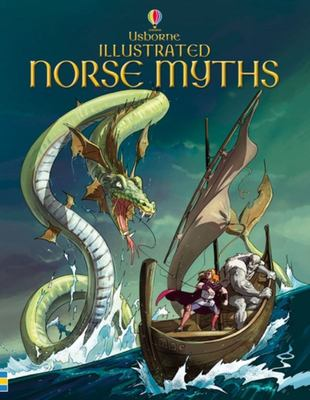 Norse Myths (Usborne Illustrated)