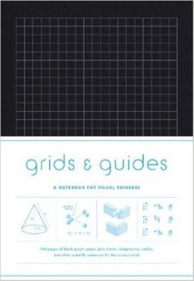 Grids and Guides Notebook for Visual Thinkers