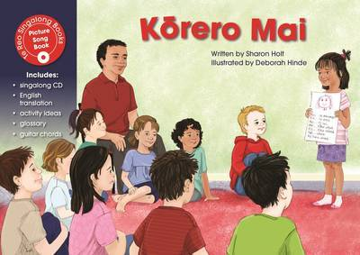 Korero Mai / Speak to Me (#10 Te Reo Singalong + CD)