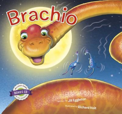 Brachio Book & CD