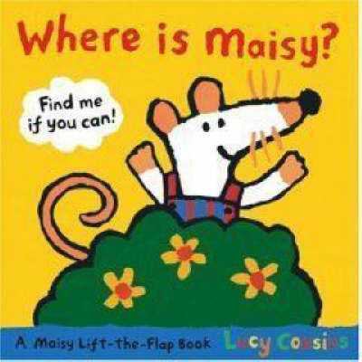 Where is Maisy? (Board)