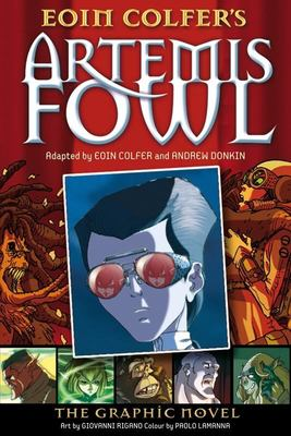 Artemis Fowl (Artemis Fowl Graphic Novel #1)