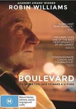 Boulevard Dvd