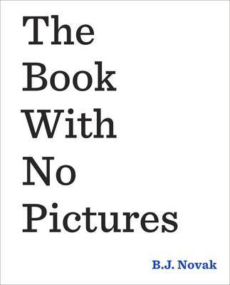 The Book with No Pictures (HB) use 9780141361796