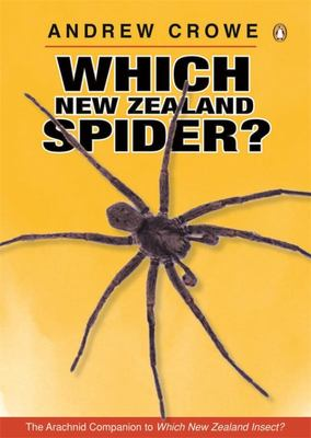 Which New Zealand Spider?