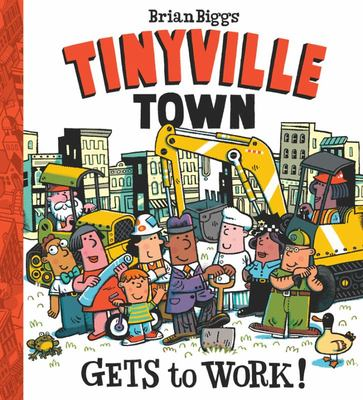 Tinyville Town Gets to Work!