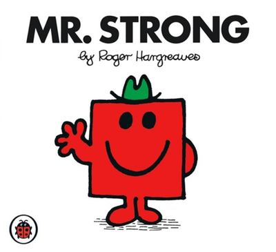 Mr Strong (Mr Men & Little Miss)