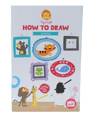 Animals: How to Draw Set