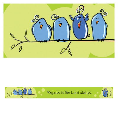 Rejoice In The Lord Magnetic Strip
