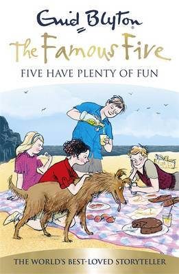 Five Have Plenty of Fun (Famous Five 70th Anniversary Edition #14)