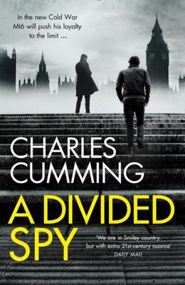 A Divided Spy (Thomas Kell #3)