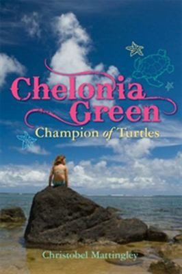 Chelonia Green, Champion of Turtles
