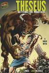 Graphic Universe : Theseus, Battling the Minotaur