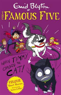 When Timmy Chased the Cat (Famous Five Colour Reads #8)