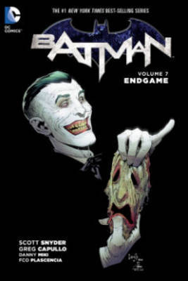 Batman Vol. 7: Endgame (The New 52!)