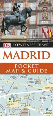 Madrid Pocket Map and Guide - DK Eyewitness