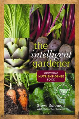 Intelligent Gardener: Growing Nutrient-Dense Food