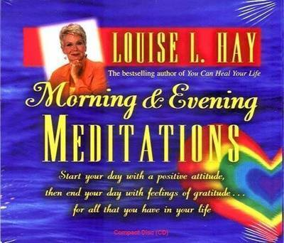 Morning and Evening Meditations (audio CD)