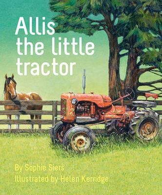 Allis the Little Tractor (#1)