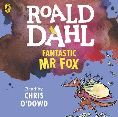 Fantastic Mr Fox (Audio CD)