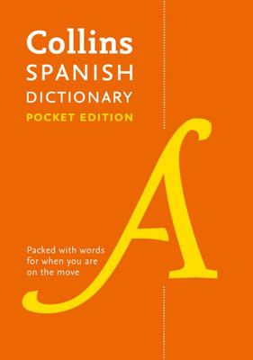 Collins Pocket Spanish Dictionary (7th Ed)