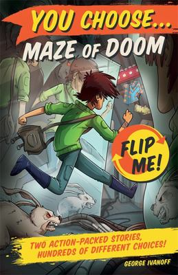 Maze of Doom/ The Haunting of Spook House (You Choose Flip Me!)