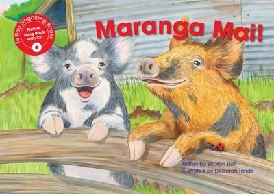 Maranga Mai! (Te Reo Singalong with CD #1)