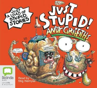 Just Stupid! (Audio CD)
