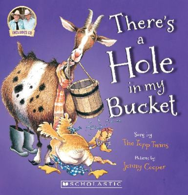 There's a Hole in my Bucket (Board & CD)