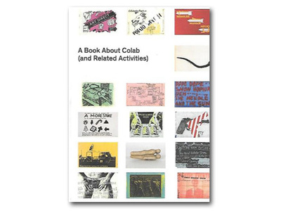 A Book About Colab