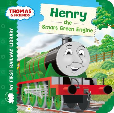 Henry the Smart Green Engine (Thomas & Friends)