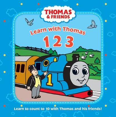 Learn with Thomas 123 (Thomas & Friends)