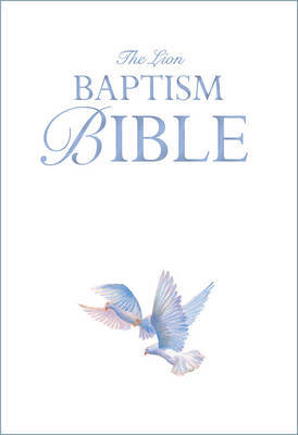 The Lion Baptism Bible: A Special Gift