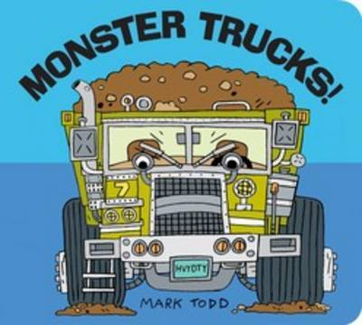 Monster Trucks (Board Book)