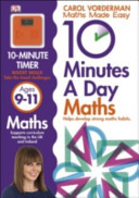 Developing Maths Skills Ages 9-11 (10 Minutes a Day Maths)