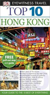 Hong Kong Top 10 - DK Eyewitness Travel Guide