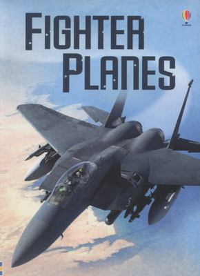 Fighter Planes (Usborne Beginners Plus)