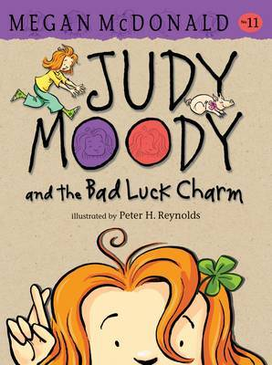 Judy Moody and the Bad Luck Charm (#11)