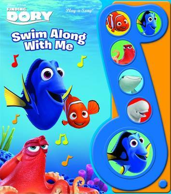 Finding Dory Swim Along With Me