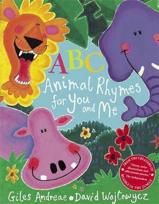 ABC Animal Rhymes for You and Me