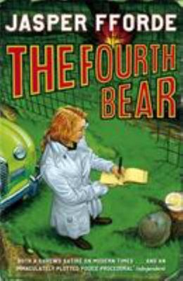 The Fourth Bear (Nursery Crime #2)