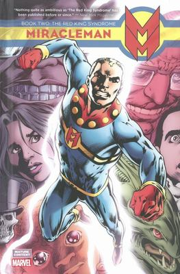 The Red King (Miracleman #2)