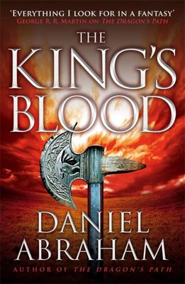 The King's Blood (Dagger and the Coin #2)
