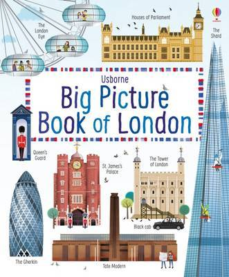 My Big Picture Book of London