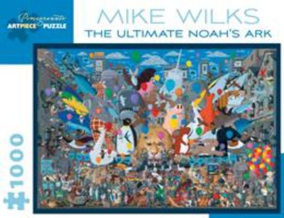 Mike Wilks: Ultimate Noah's Ark: 1000-piece Jigsaw Puzzle