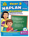 Naplan-Style Workbook: Year 3 Reading Sz